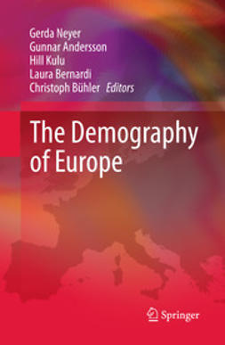 Neyer, Gerda - The Demography of Europe, ebook