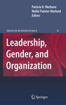 Werhane, Patricia - Leadership, Gender, and Organization, ebook