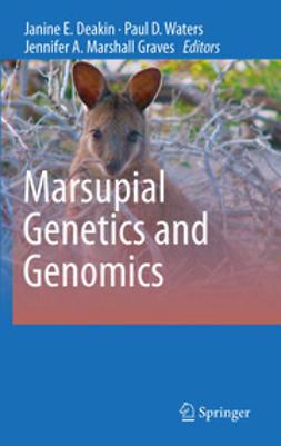 Deakin, Janine E. - Marsupial Genetics and Genomics, ebook