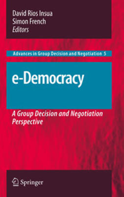Insua, David Rios - e-Democracy, ebook