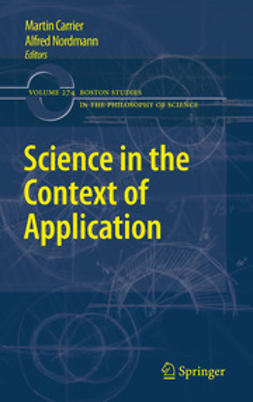 Carrier, Martin - Science in the Context of Application, ebook