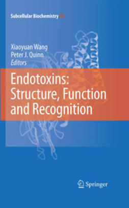 Wang, Xiaoyuan - Endotoxins: Structure, Function and Recognition, e-bok