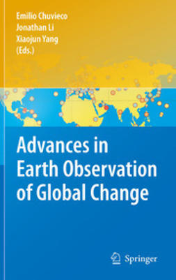 Chuvieco, Emilio - Advances in Earth Observation of Global Change, ebook