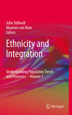 Stillwell, John - Ethnicity and Integration, ebook