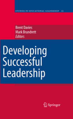 Davies, Brent - Developing Successful Leadership, ebook