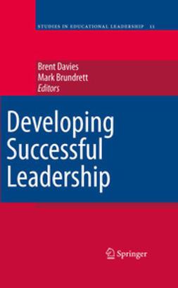 Davies, Brent - Developing Successful Leadership, ebook