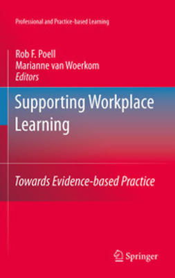 Poell, Rob F. - Supporting Workplace Learning, ebook