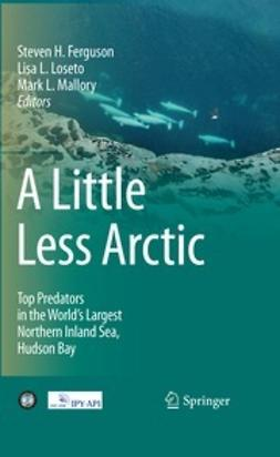 Ferguson, Steven H. - A Little Less Arctic, ebook