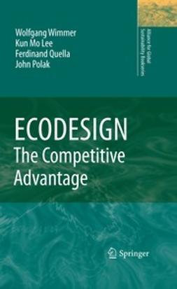 Wimmer, Wolfgang - ECODESIGN -- The Competitive Advantage, ebook