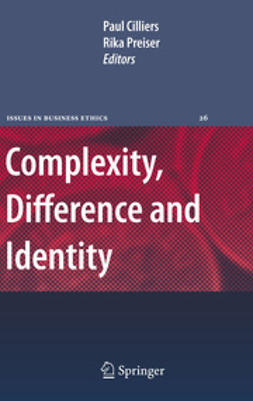 Cilliers, Paul - Complexity, Difference and Identity, ebook