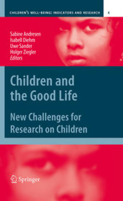 Andresen, Sabine - Children and the Good Life, ebook
