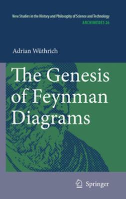 Wüthrich, Adrian - The Genesis of Feynman Diagrams, ebook