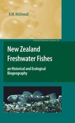 McDowall, R.M. - New Zealand Freshwater Fishes, ebook