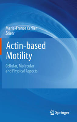 Carlier, Marie-France - Actin-based Motility, ebook