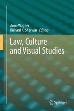 Wagner, Anne - Law, Culture and Visual Studies, e-bok