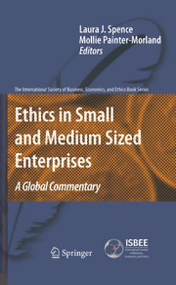 Spence, Laura - Ethics in Small and Medium Sized Enterprises, e-bok