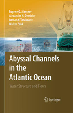 Morozov, Eugene G. - Abyssal Channels in the Atlantic Ocean, ebook