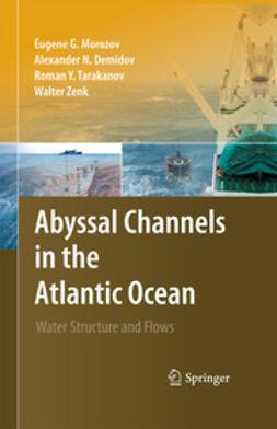 Morozov, Eugene G. - Abyssal Channels in the Atlantic Ocean, e-kirja