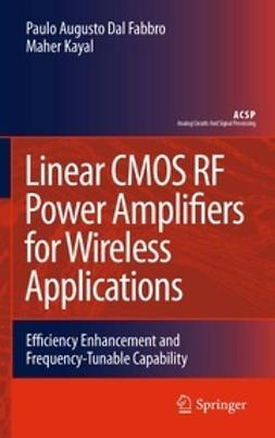 Fabbro, Paulo Augusto Dal - Linear CMOS RF Power Amplifiers for Wireless Applications, ebook