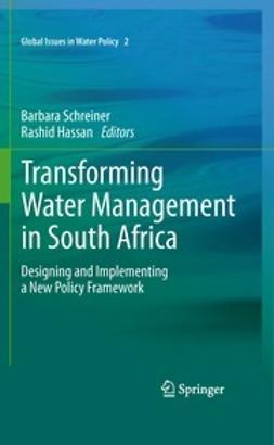 Schreiner, Barbara - Transforming Water Management in South Africa, ebook