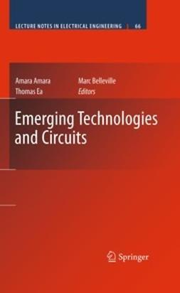 Amara, Amara - Emerging Technologies and Circuits, e-bok