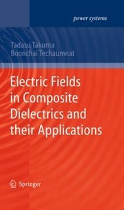 Takuma, Tadasu - Electric Fields in Composite Dielectrics and their Applications, ebook