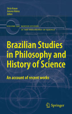 Krause, Décio - Brazilian Studies in Philosophy and History of Science, e-kirja