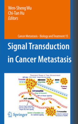 Wu, Wen-Sheng - Signal Transduction in Cancer Metastasis, ebook