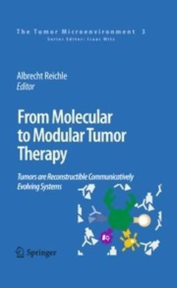 Reichle, Albrecht - From Molecular to Modular Tumor Therapy:, ebook