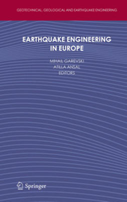 Garevski, Mihail - Earthquake Engineering in Europe, e-bok