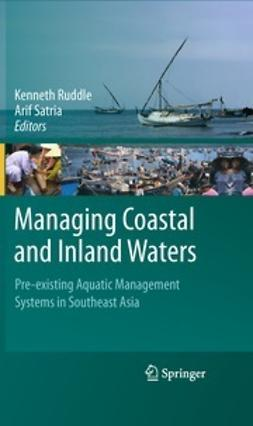 Ruddle, Kenneth - Managing Coastal and Inland Waters, ebook