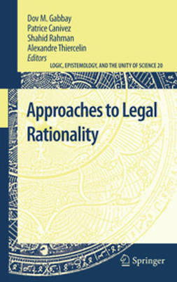 Gabbay, Dov M. - Approaches to Legal Rationality, ebook