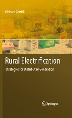 Zerriffi, Hisham - Rural Electrification, ebook