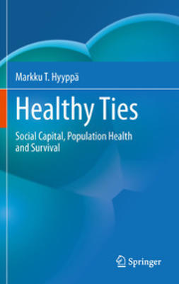 Hyyppä, Markku T. - Healthy Ties, ebook