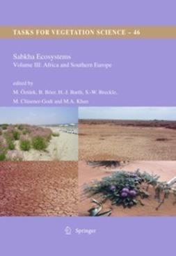 Öztürk, Münir - Sabkha Ecosystems, ebook