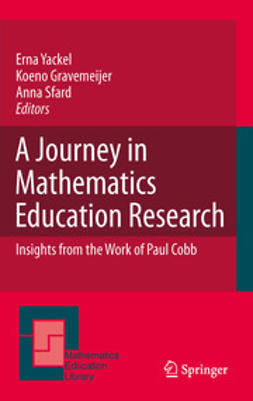 Sfard, Anna - A Journey in Mathematics Education Research, ebook