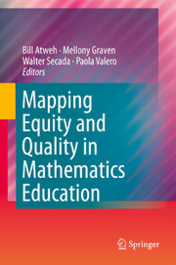 Atweh, Bill - Mapping Equity and Quality in Mathematics Education, e-bok