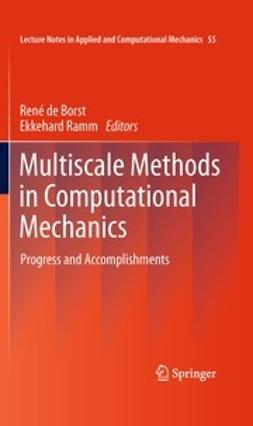 Borst, René - Multiscale Methods in Computational Mechanics, ebook