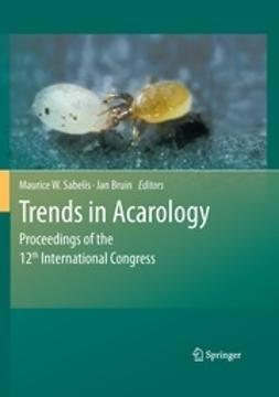 Sabelis, Maurice W. - Trends in Acarology, e-bok
