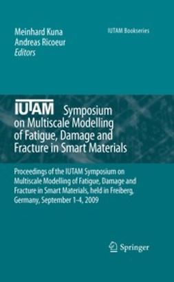 Kuna, Meinhard - IUTAM Symposium on Multiscale Modelling of Fatigue, Damage and Fracture in Smart Materials, ebook
