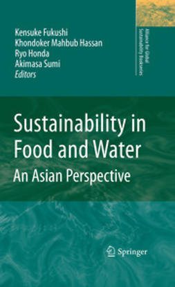 Sumi, Akimasa - Sustainability in Food and Water, e-kirja