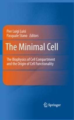 Luisi, Pier Luigi - The Minimal Cell, ebook