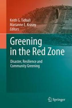 Tidball, Keith G. - Greening in the Red Zone, ebook