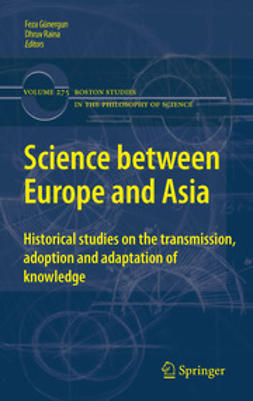 Günergun, Feza - Science between Europe and Asia, ebook
