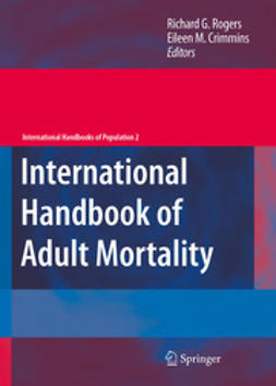 Rogers, Richard G. - International Handbook of Adult Mortality, ebook