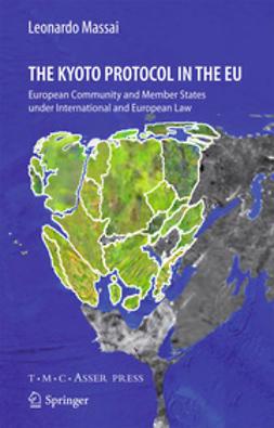 Massai, Leonardo - The Kyoto Protocol in the EU, ebook
