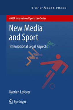 Lefever, Katrien - New Media and Sport, e-bok