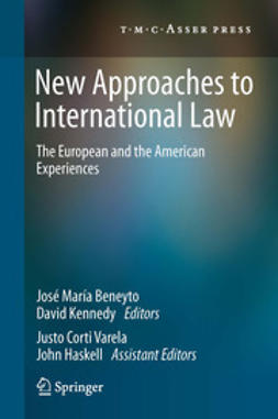 Beneyto, José María - New Approaches to International Law, ebook
