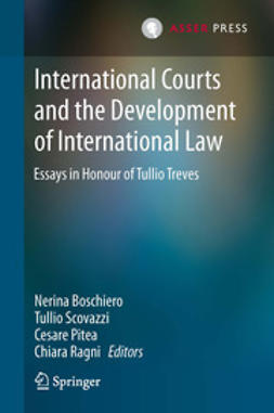 Boschiero, Nerina - International Courts and the Development of International Law, ebook