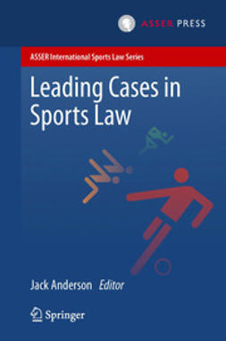 Anderson, Jack - Leading Cases in Sports Law, ebook